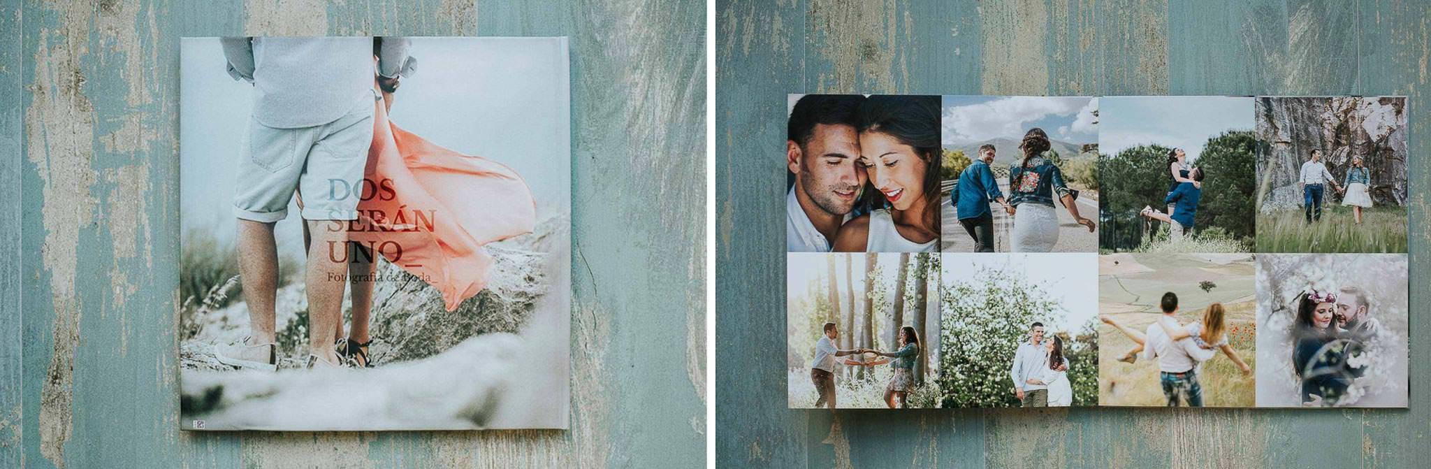 albumes de boda